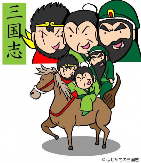 三国志 劉備 関羽 張飛